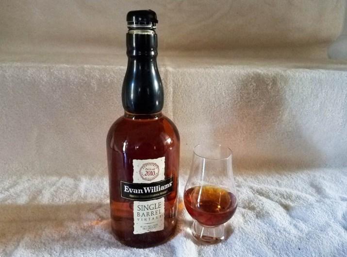 Evan Williams Bourbon Whiskey