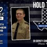 Shield Republic fundraiser Sr Deputy Christopher Korzilius