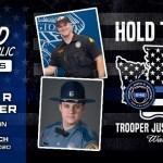 Fundraiser pays tribute to fallen Washington State Patrol Trooper