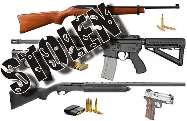 Stolen Firearms