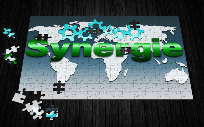 A synergistic world