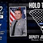 Deputy Sheriff Jeremy Ladue Fundraiser Hold the Line