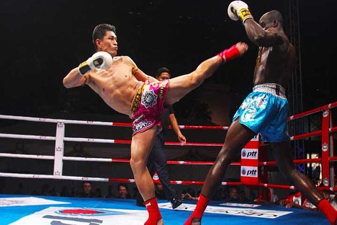 A Muay Thai Still