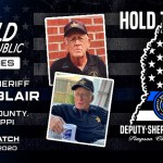 Deputy Sheriff James Blair of Simpson County