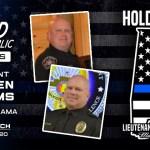 Lieutenant Stephen Williams fundraiser Moody Alabama