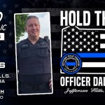 Officer Dale Provins of Jefferson Hills Police Department