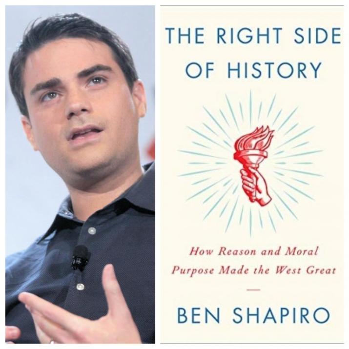 Ben Shapiro and his book