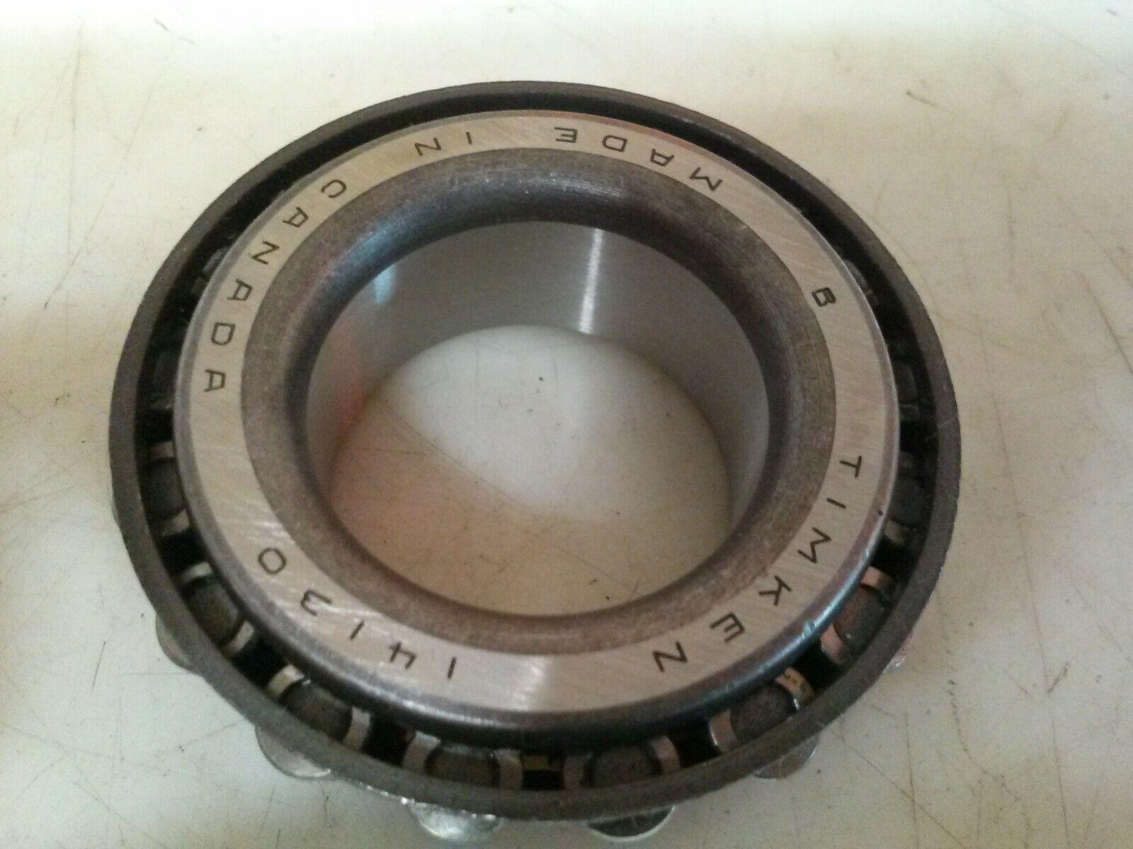 Timken 14130 bearing cone, made in USA / Canada