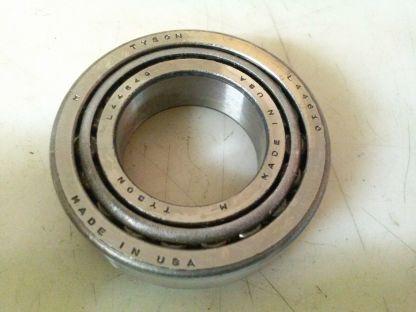 SKF Tyson BR4 L44649 L44610, made in USA = SET4, A4