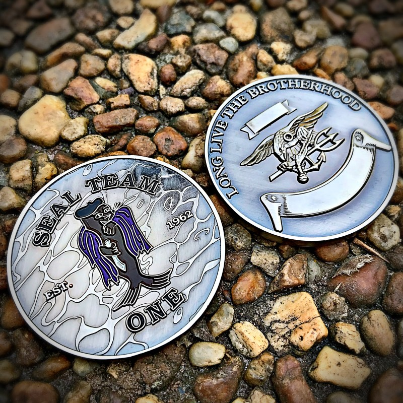 custom challenge coin - Coin Master Designs