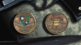Ranger Challenge Coin