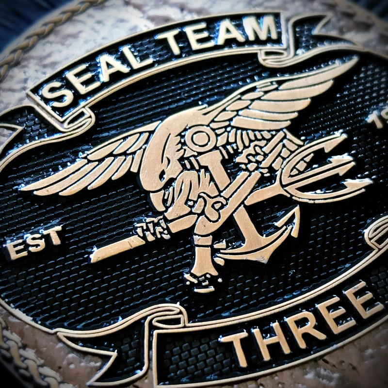 SEAL Team 3 Coin
