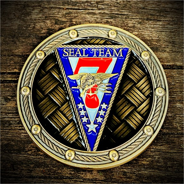 ST7 coin front