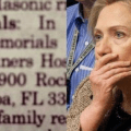 81-Year-Old Man Makes Obituary With Final Request – Don't Vote For Hillary Clinton