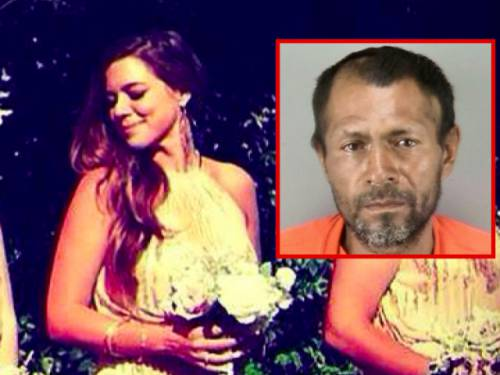 Kate Steinle and her murderer