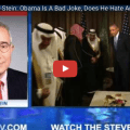 Ben Stein: Obama Is 'A Bad Joke', Does He Hate America