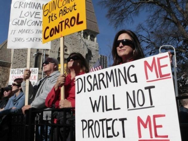Gun Control Revolution