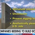 [VIDEO] Companies Bidding On President Trump's Border Wall