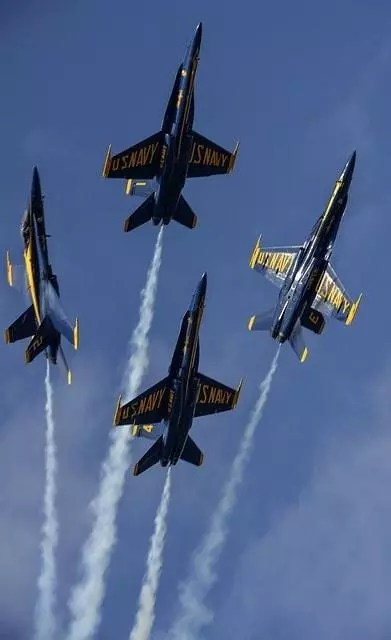 Blue Angels - Communication and Teamwork
