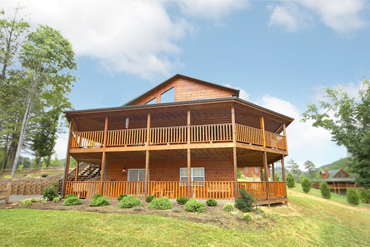 Almost Bearadise - a rental cabin in Pigeon Forge, TN