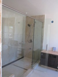 Large Shower Enclosure - Patriot Glass and Mirror | San ...