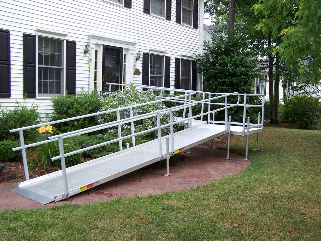 Guide How To Choose The Best Wheelchair Ramp For Your Home