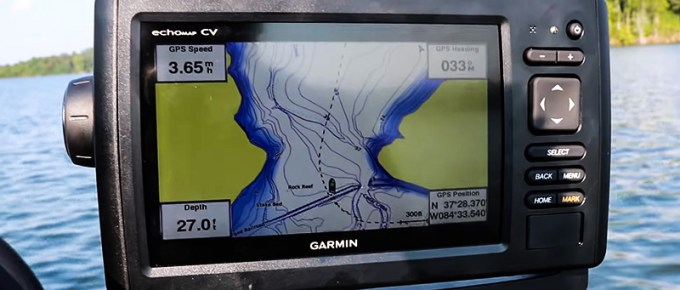 Garmin echoMAP CHIRP 74Cv Review