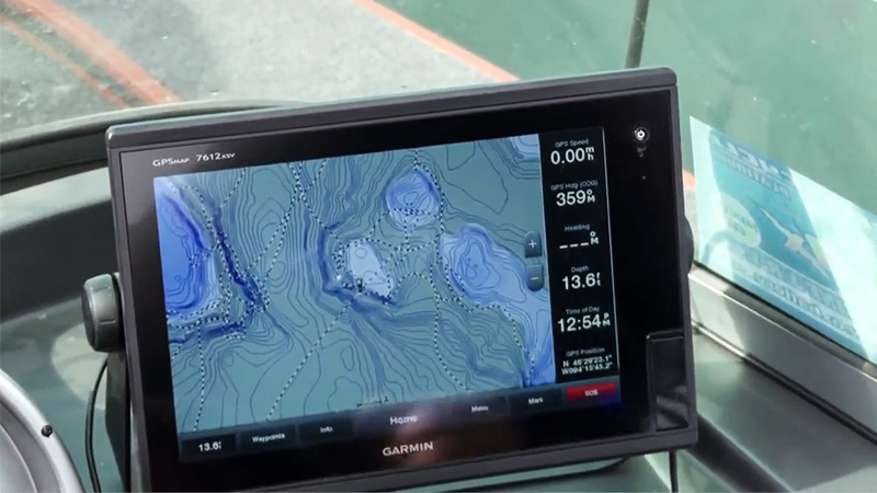 How To Read A Garmin Fish-Finder