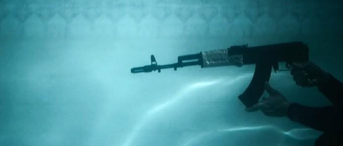 Can You Shoot A Gun Underwater FI