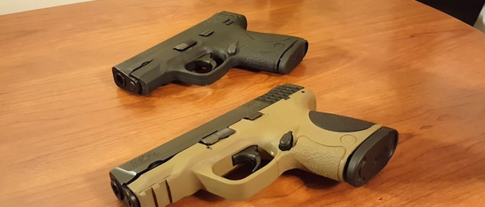What Is The Difference Between A Compact And A Subcompact Pistol FI