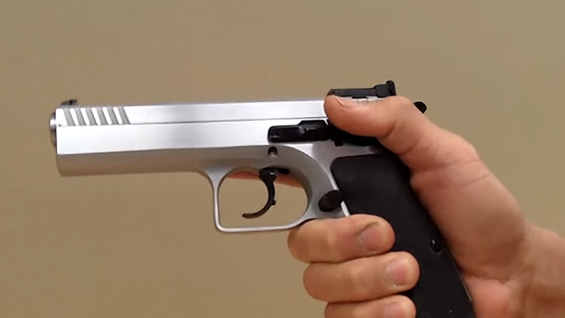 When Would You Decock A Pistol