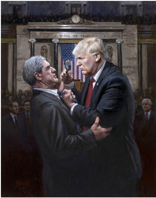 Mueller v Trump
