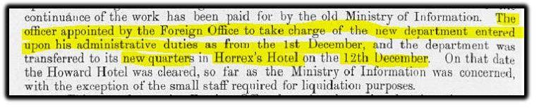 horrex hotel