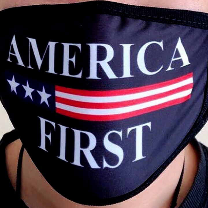 America First Face Mask
