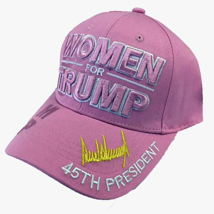 Women for Trump Signature Cap
