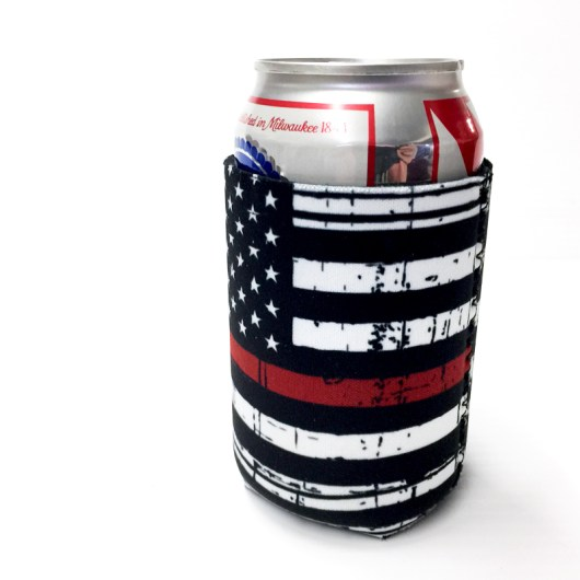 First Responder Beverage Koozie