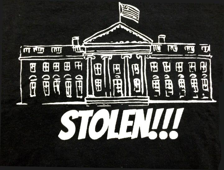 Stolen Election T-shirt
