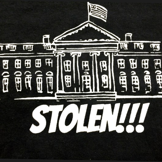 Stolen Election T-shirt