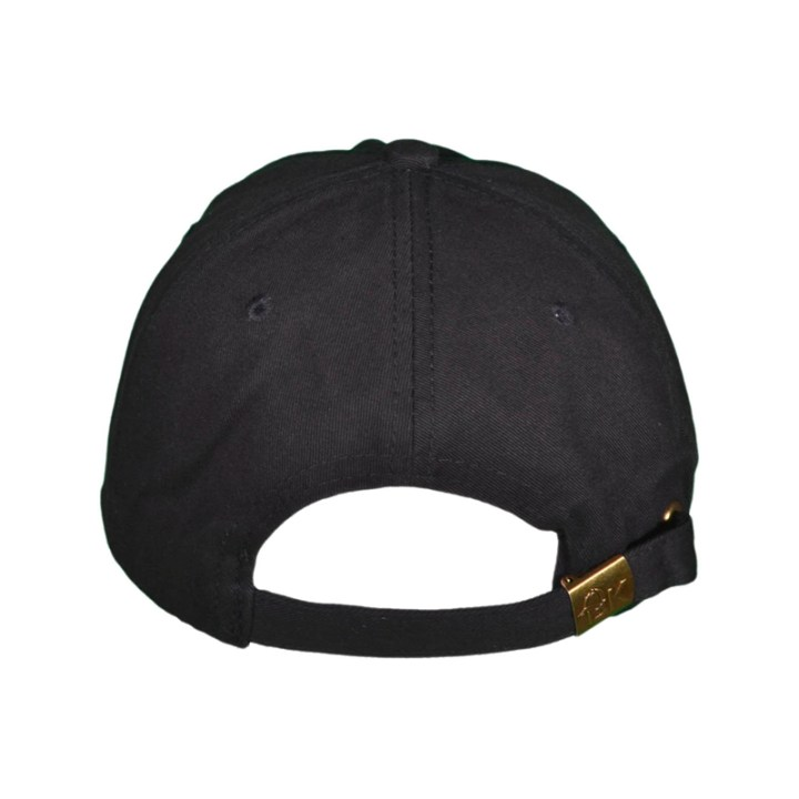 Dads Hat with Brass Buckle
