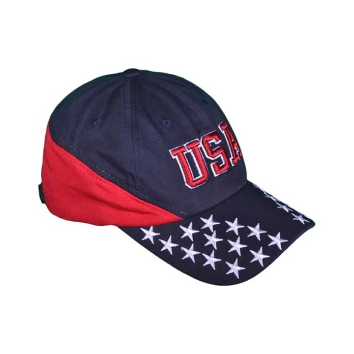 USA Dad Hat 3-d embroidery
