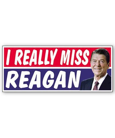 Really miss Reagan