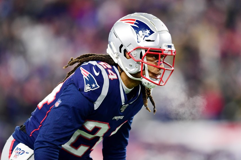 Patriots add CB Stephon Gilmore, TE Dalton Keene to injury report