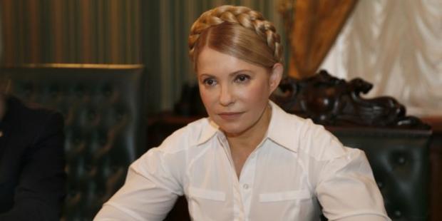 Для Тимошенко Голодомора не існує. Ілюстрація: Телеграф.