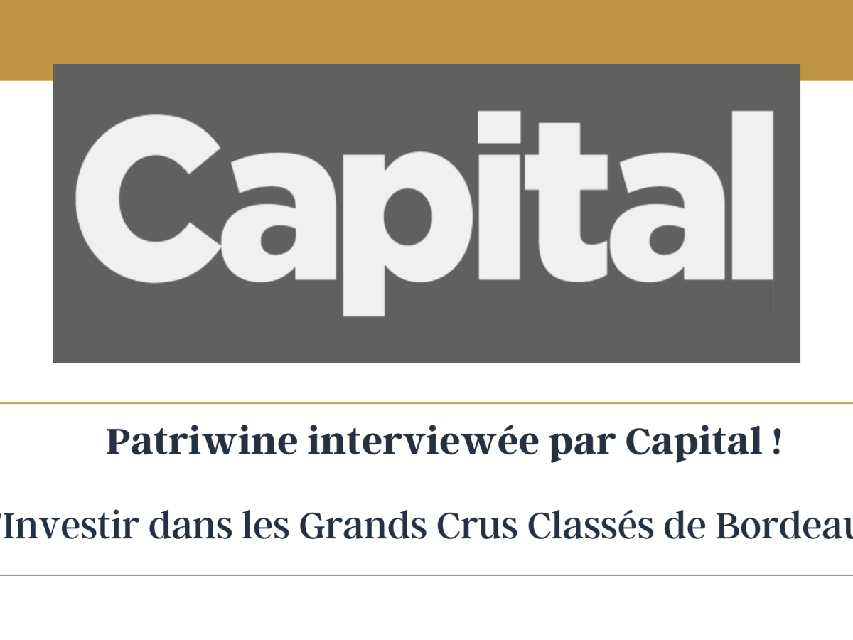 Capital - Patriwine
