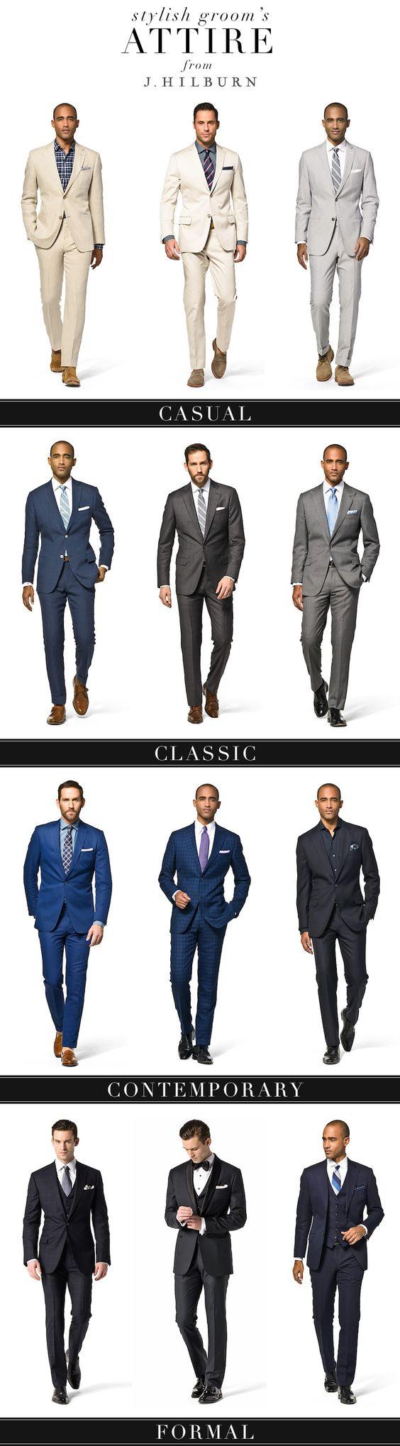 stili abbigliamento maschile