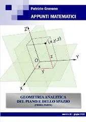 Appunti Matematici 18