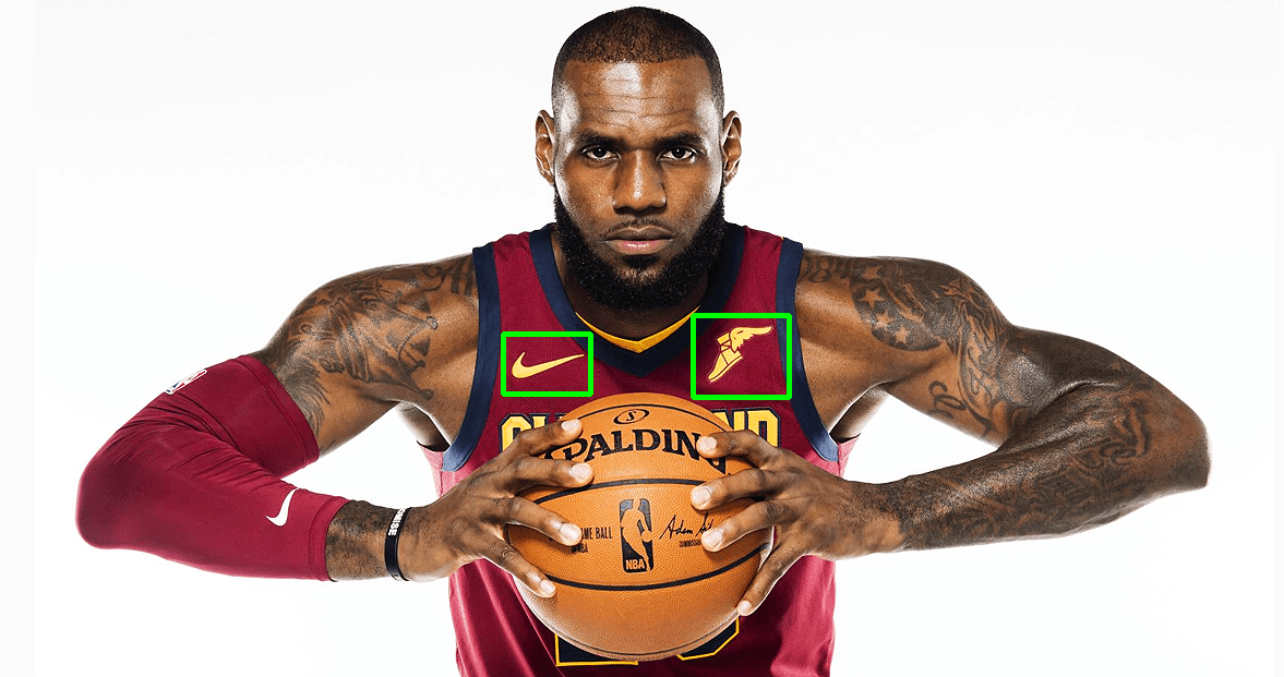 Los patrocinios llegan a las camisetas de la NBA