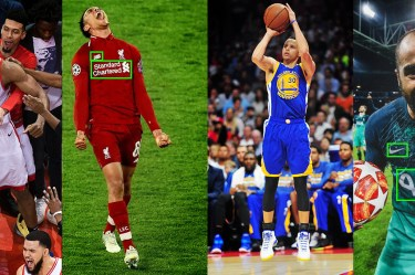 Mayo: Champions League y NBA