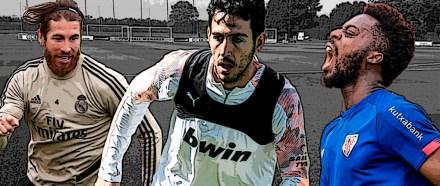 Entrenamientos, el contenido estrella tras la vuelta del fútbol