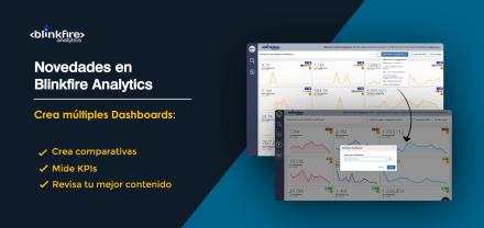 Novedades en Blinkfire (I): dashboards múltiples